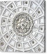 Caserta Royal Palace Canvas Print