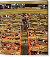 Casino Floor Marina Bay Sands Singapore Canvas Print
