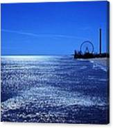 Casino Pier Seaside Heights Canvas Print