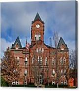 Cass County Courthouse Canvas Print