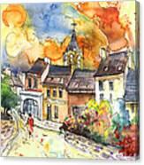 Cassel 01 Canvas Print