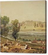 Cassiobury Park, Hertfordshire Canvas Print