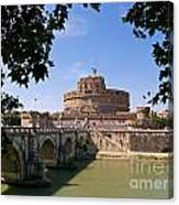 Castel Sant' Angelo Canvas Print