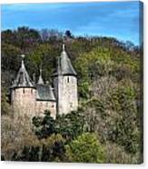 Castell Coch Cardiff Canvas Print