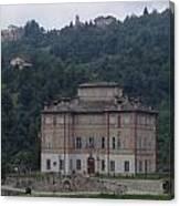 Castello Di Pamparato Canvas Print