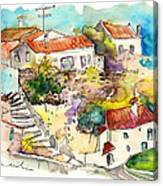 Castelo De Vide 06 Canvas Print