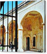 Castillo San Cristobal Canvas Print