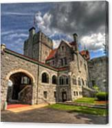 Castle Administration Building Canvas Print