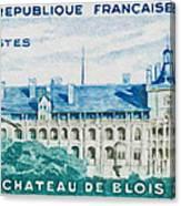 Castle Blois Canvas Print
