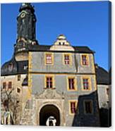 Castle Church Weimar Canvas Print