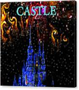 Castle Dreams Canvas Print