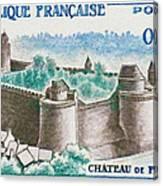 Castle Fougeres Canvas Print
