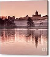 Castle Howard Dawn Canvas Print