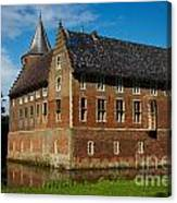 Castle In A Dutch Country Canvas Print