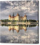 Castle In The Air Canvas Print