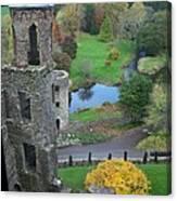 Castle Keep Canvas Print