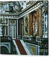 Castle Ludwig Chiemsee Canvas Print