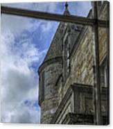 Castle Menzies From The Window Canvas Print