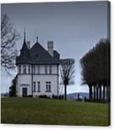 Castle Ploen Gatekeeper's House Canvas Print