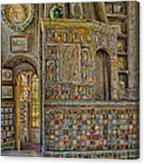 Castle Salon Canvas Print