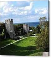 Castle Towers Canvas Print