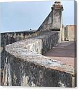 Castle Walls 2 Canvas Print