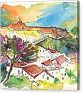 Castro Marim 2008 0207 Canvas Print