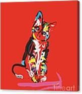 Cat Prins Canvas Print