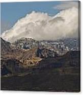 Catalina Mountains Tucson Arizona Canvas Print