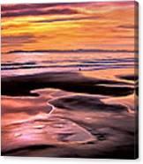 Catalina Sunset Canvas Print