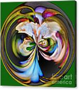 Catalpa Orb Canvas Print