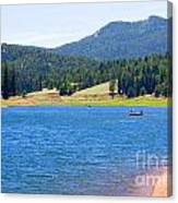 Catamount Fishermen Canvas Print