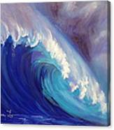 Catch Another Wave Canvas Print