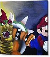 Catch The Plumber Canvas Print