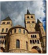 Cathedral And Church Of Our Lady  Canvas Print