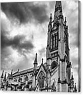 Cathedral Church Of St James 1106b Canvas Print