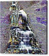 Cathedral Falls Canvas Print