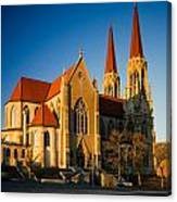Cathedral Helena Montana Canvas Print