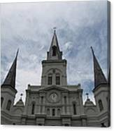 Cathedral I Canvas Print