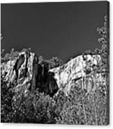 Cathedral Ledge Canvas Print