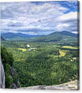 Cathedral Ledge View Canvas Print