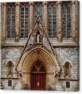Cathedral Of Saint Joseph Canvas Print