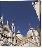 Cathedral Of San Marco  Canvas Print