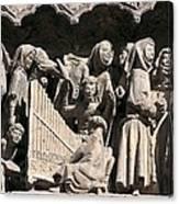 Cathedral Of Santa Maria De Regla Canvas Print