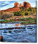 Cathedral Rock II Canvas Print
