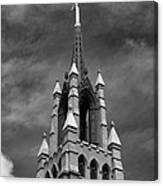 Cathedral Spire Canvas Print