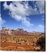 Cathedral Wash Canvas Print