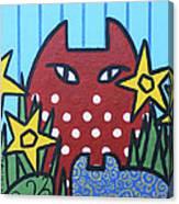 Cats 3 Canvas Print