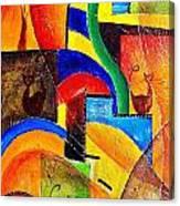 Cats 533-11-13 Marucii Canvas Print