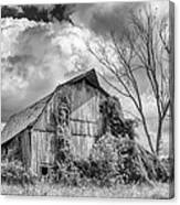 Cattaraugus County Barn 6160b Canvas Print